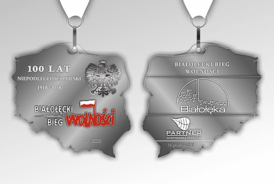 Więcej o: Medal 2018